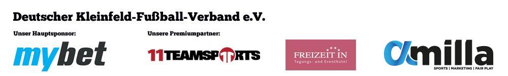 Die offizielle Website des Deutschen Kleinfeld-Fußball Verbands